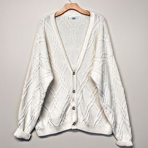 Thick Knit Vintage Cardigan